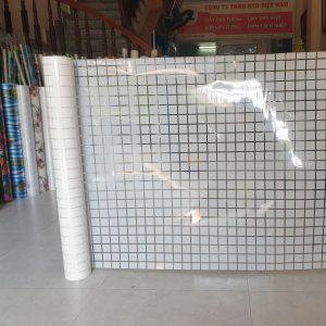 A57 là mã giấy dán kính kẻ ô vuông to màu trắng với họa tiết là các đường kẻ rảnh rất bắt mắt,
