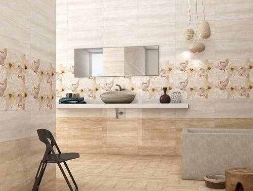 gạch ốp tường trang trí nhà tắm