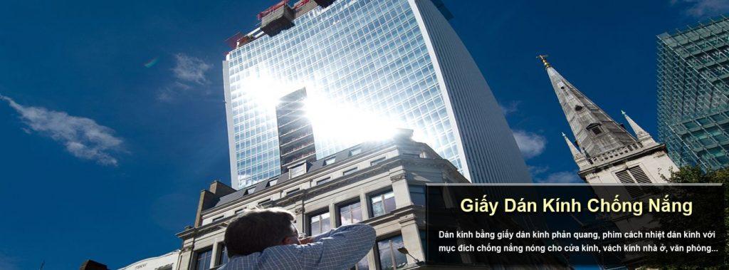Vì sao phim cách nhiệt Đài Loan được gọi là giấy dán kính phản quang