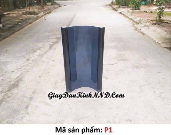 Giấy dán kính phản quang mã P1 là sản phẩm dán kính chống nắng cách nhiệt cho cửa kính được ưa chuộng nhất trong nhóm 4 màu phim phản quang Đài Loan