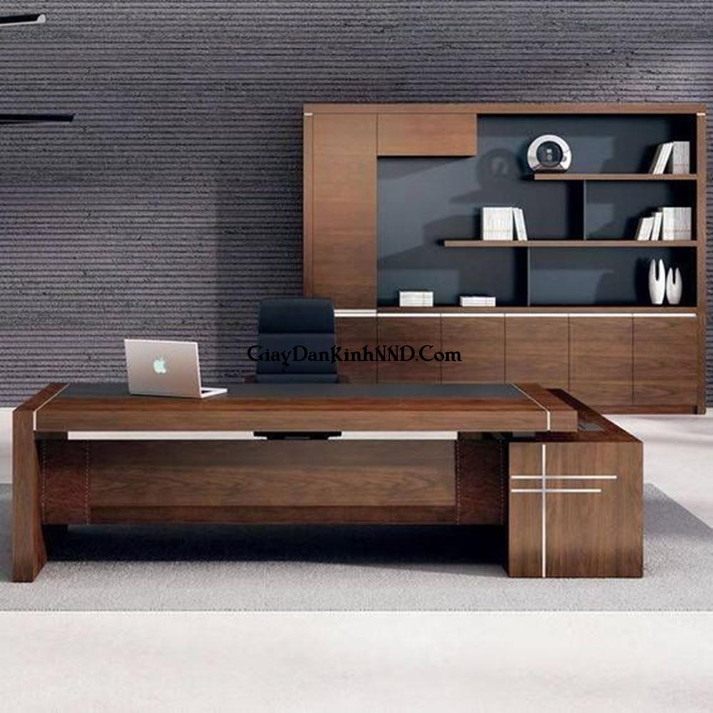 Đồ nội thất được nhất quán theo một phong cách, chất liệu tạo nên sự sang trọng