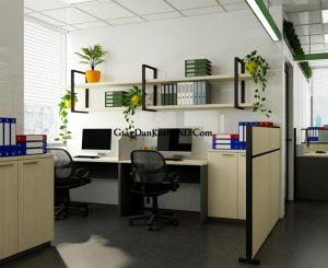 Trang trí thêm cây xanh cho phòng làm việc tươi sáng hơn Tạo không gian xanh cho phòng làm việc