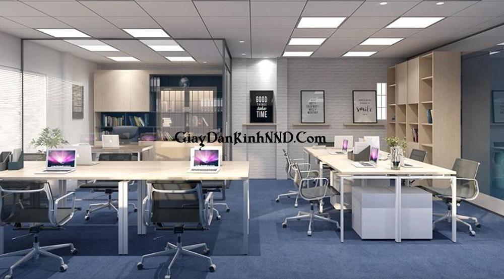 Những lưu ý khi thiết kế văn phòng có diện tích nhỏ tại nhà
