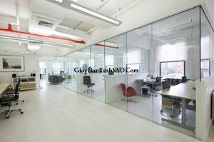 Một số mẫu thiết kế văn phòng làm việc và những yếu tố cần lưu ý trong thiết kế văn phòng