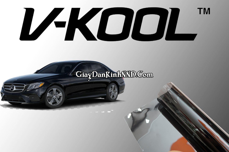 V-kool là thương hiệu phim thuộc phân khúc cao cấp giành cho ô tô. Ở Việt Nam chúng thường được dùng nhiều cho các xế hộp hạng sang.