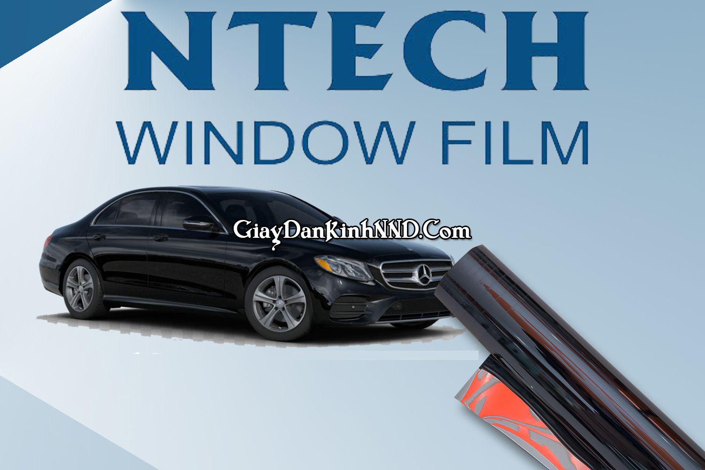 Phim Cách Nhiệt Ntech là thương hiệu đi đầu tại Việt Nam. Đây là thương hiệu đến tư Hàn Quốc, với ưu điểm đa dạng mẫu mã chủng loại và giá cả khá phải chăng.