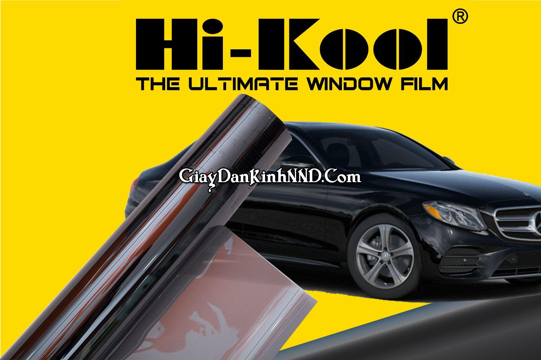 Phim cách nhiệt Hi-Kool là thương hiệu mới đến từ Thái Lan được sản xuất trên công nghệ Mỹ. Cùng NND đi tìm hiểu và đánh giá về chất lượng sản phẩm này nhé.