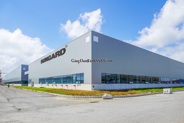 Nhà máy Sungard địa chỉ tại Florida với diện tích hơn 8.400m2.