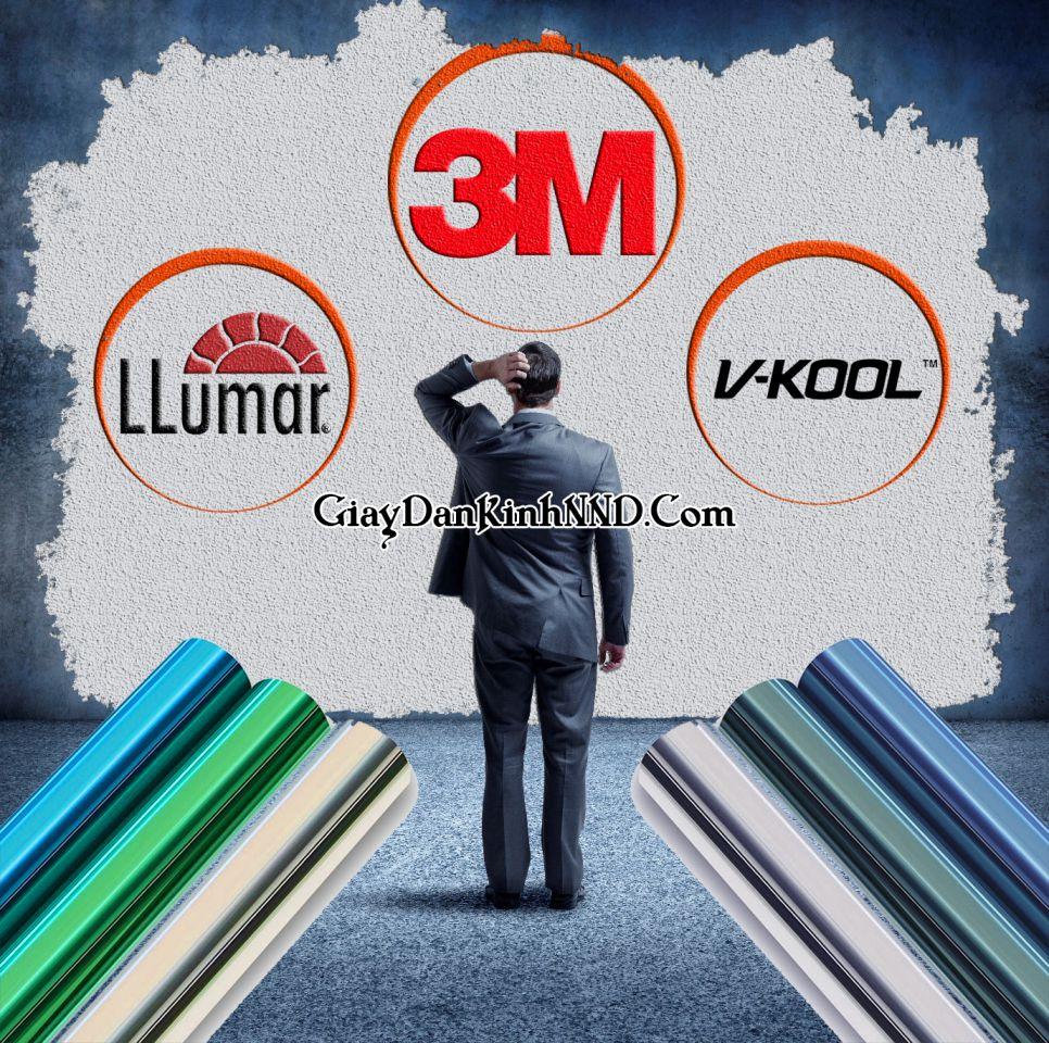 Đọc bài viết so sánh đánh giá ưu nhược điểm của 2 dòng, để trả lời câu hỏi nên dán phim cách nhiệt 3M, Llumar hay V-kool cho ô tô nhé.