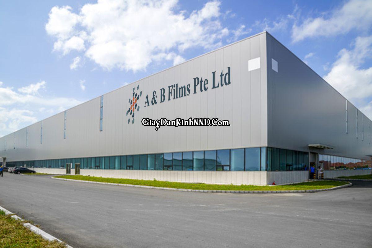 Classis là một trong số thương hiệu phim cách nhiệt của Tập đoàn A & B Films (Hòa Kỳ)