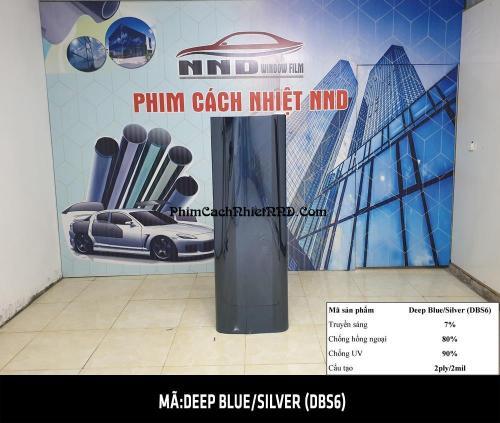 Deep Blue Silver (DBS6)