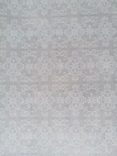 Giấy dán kính trang trí mã A54 là mẫu hoa văn màu trắng kiểu cổ điển sang trọng và che tâm nhìn được